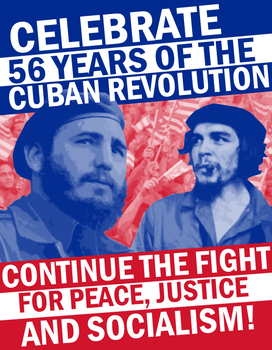 56 Years of the Cuban Revolution by Party9999999