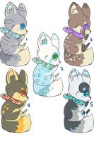 Foxling Adopts by Magicpawed