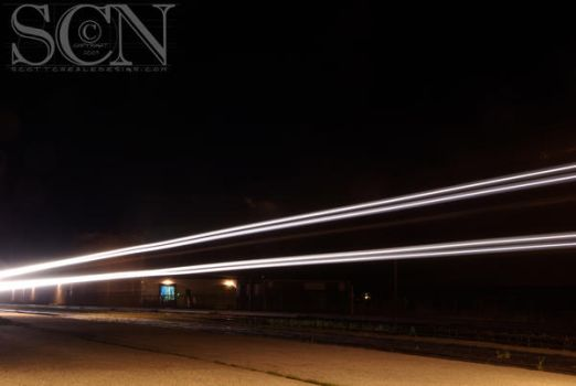 Ghost Train by Magnatron