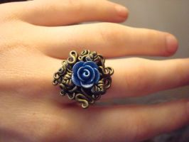 Rose Ring No. 5 by CharpelDesign