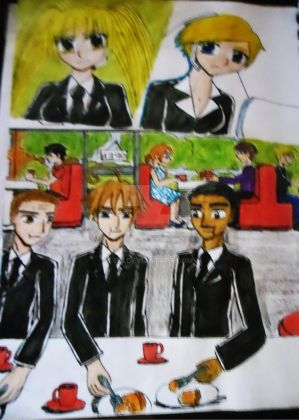 MIB Solar System Agents: Chapter 5 by e31 on DeviantArt