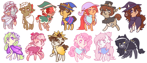 Witchfae Cheebs 2 (my hand is dead) by kittyhint