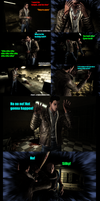 Outlast Comic : Miles has an Imagination Problem by SovietMentality