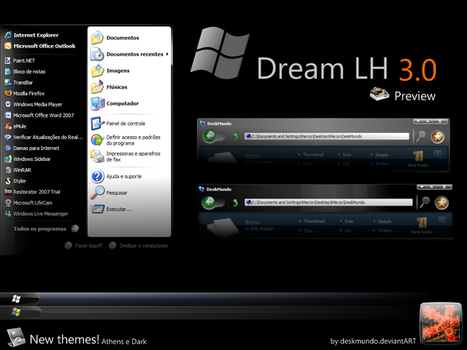 Dream LH 3.0 Preview by deskmundo