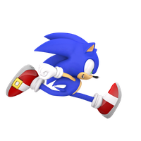 Sonic Runners by Cyberphonic4D