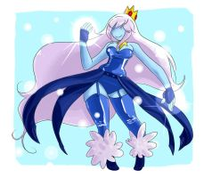 Ice Queen by SraSomeone