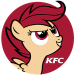 Kentucky Fried Chi... Scootaloo? by techs181