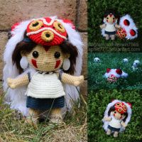 Princess Mononoke by aphid777