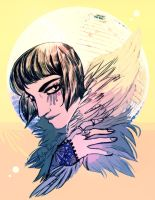 Feathers and Fur by DrMistyTang