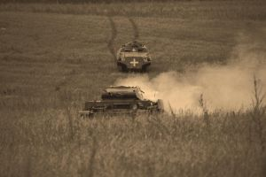 Eastern front by Konrad22