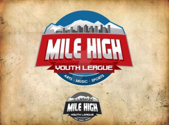 Mile High youth league logo by Blue69Sapphire