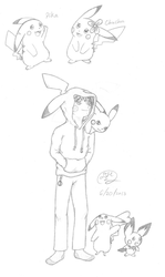 Pikachu Trainer-Request by lossetta932