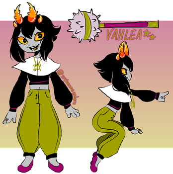 VAHLEA DABSCI 2.0 by soybeansgalore