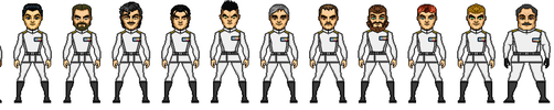 Imperial Grand Admirals by HisPurpleness