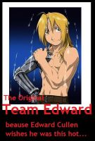 Team Edward Elric by WillYouPinkyPromise