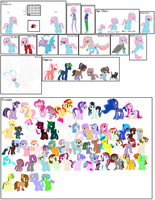 *Old* MLP: Blueberry's Ultimate Ref Sheet (SP) by Blueberry-MLP