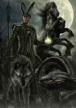 LOKI - The Hell's Children by tomzj1