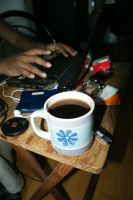 0xCoffee, internet and Cigubai by aashiks