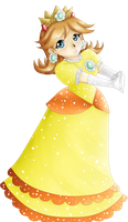 Princess Daisy by Cassyhattori63