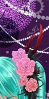 :Vocaloid: Queen of Rose by noishouse