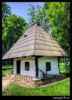 Traditional house... by Iulian-dA-gallery