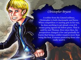 Christopher Bryant by pythonorbit