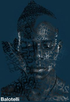 Mario Balotelli by dreaminalefilm