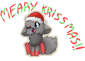 Meary Krissmass! by Luckoon