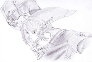 Link Twilight Princess by Deluxe0111