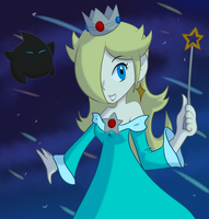Rosalina by SonicAllStarsUSA
