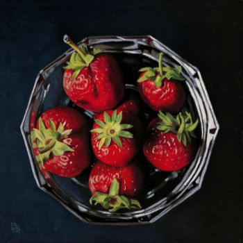 Bowl Of Berries by classina