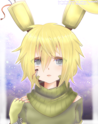 Springtrap by Angie-Doll