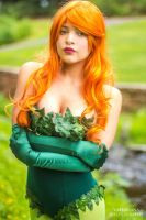 Detective Comics - Poison Ivy - Pose by AnaGraceCosplay