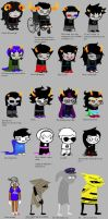 David describes Homestuck! :D by 2x2Captor2x2