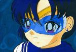 Sailor Mercury with Goggles