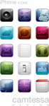 CMT iPhone icons by RuizDesign