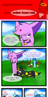 Stupid short eevee comic 27 by pinkeevee222