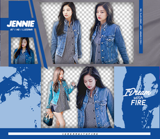 Pack Png 432 | BLACKPINK | Jennie | #8 by IDreamWithFire