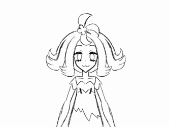 Acerola's Ghostly Power by DepravedDefense