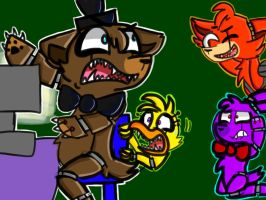 FNaF: Mind Games 2.0 by Ask-Broken-Peace