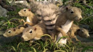 We're Getting Squirrely by JoePingleton