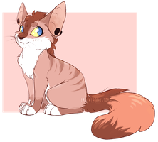 - Meow - by FreckledBastard