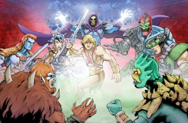 Masters of the Universe Animation