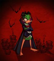 Count Duckula by WireBear