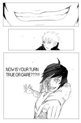 True or dare chapter 1 page 4 by WK5