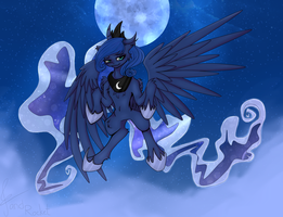 Queen of the Night - Collab by SkylineToaster