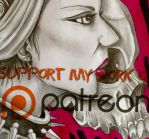 Check out my patreon by pladywolf82