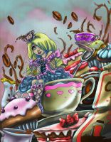 coffee insanity by Mmystery