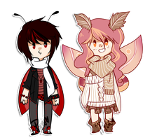 Insects Adopts by PastelPyon