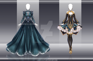 Adoptable Outfit Auction 83-84(close) by LaminaNati